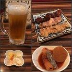 池尻駅前焼き鳥酒場 やきと - 料理写真:おまかせセット