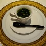 オルタナティブ - アオサの温かなスープ