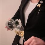 MOTOÏ - 泡ボトル:Charles Heidsieck 1995 Blanc des Millénaires
