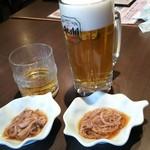 81224411 - 梅酒&生ビール