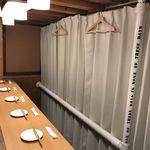 酎ハイスタンド 練屋 - 立ち飲みカウンター(腰掛パイプあり)