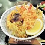 銀座 ハゲ天 - 天丼