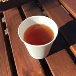 メープルベース - 樹液紅茶