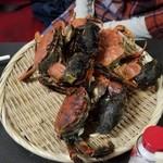 きよみ - 茹でもずく蟹