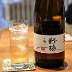 白金台こばやし - 梅酒