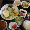 サバァイ - 料理写真:ランチのハーフセット(税込み1100円)