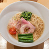 Motenashikuroki - 料理写真:塩ラーメン