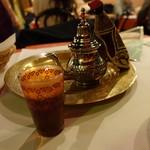 モロッコ料理カサブランカ - ミントティー