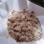 trattoria Mon GATTO - エゾ鹿とブラウンマッシュルームのチーズリゾット