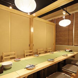 """〈これぞ""""和""""。京都らしい宴会個室〉"""