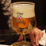 ベルギービール デリリウムカフェ レゼルブ - Tripel Karmeliet