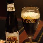 ベルギービール デリリウムカフェ レゼルブ - Petrus Oud Bruin