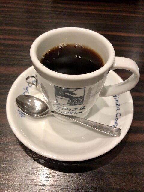 銀座珈琲店 銀座数寄屋橋店 - コーヒー