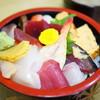 鯉寿司 - 料理写真:中ちらし (¥1.000)