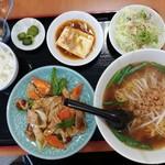 台湾料理 天福 - 料理写真: