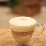 ファイトホームカフェ - ドリンク写真:カフェラテ