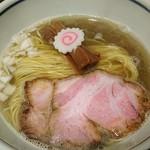 中華そば 堀川 - 料理写真:いりこそば♪(限定)