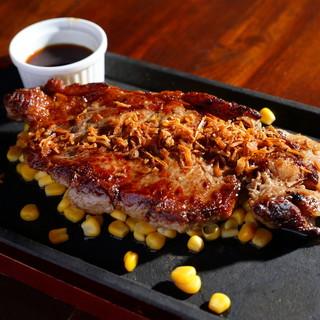 ステーキをこよなく愛するお店、僕は美味しい肉しか焼きたくない