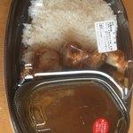 ほっともっと - 料理写真:唐揚げカレー