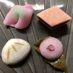 塩野 - お雛様関連の主菓子