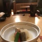 手打ち蕎麦 鴨料理 文楽 -