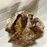 パンやきどころ RIKI - 天然酵母 ラムフィグノア ¥240+税
