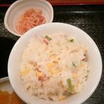 81251969 - ベーコン炒飯小