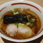 支那そばや 知立 - 醤油らぁ麺(並)(750円)