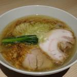 支那そばや 知立 - 塩らぁ麺(並)(750円)