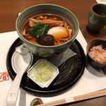 宮きしめん 伊兵衛 - 料理写真:宮きしめん 850円
