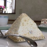 デセールカワウチ - エベレスト(※ピラミッドではありません。笑)