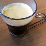 ラ・クンチーナ - ホットコーヒー(+150円)