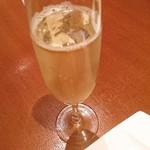 レストランバー DURAN - スパークリングで乾杯!
