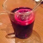 レストランバー DURAN - ホットワイン。暖かいの良いね(*^。^*)
