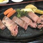 飛騨牛 まんぷく亭 - 飛騨牛ステーキ