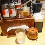 丸源ラーメン - 2017年12月 機能的にまとめられています(^^)