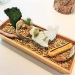81259900 - ちぢみキャベツ、鯖、タピオカ、エクレア