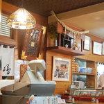 たか嶋 - 店内の神棚
