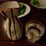 明眸 - 酒は「両関」!(^^)!