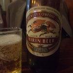 明眸 - ビールはキリン(^^ゞ