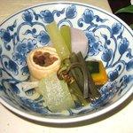 川柳 - さっぱりとした味わいの煮物
