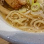 81261065 - 麺とスープ