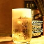 バーンタイ - ☆生ビール(生)450円