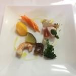 ビストロ エスプリ - 料理写真:アンティパスト