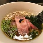 MENSHO - 【醤油ラーメン…900円】♫2018/2