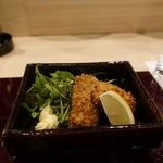 おん喰 せき尾 - 牡蠣フライ