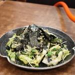 スタミナ苑 - 野菜
