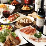 別邸個室・炭焼きビストロ ビスタ - お箸で頂くビストロ&朝〆旬魚・セレクトワイン