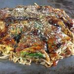 ちこ - 料理写真:肉玉のそばW
