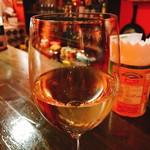 アルコリスタ - 白ワイン(500円):ハウスワイン